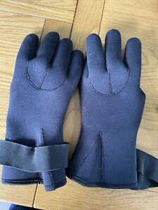 wetsuit gloves large