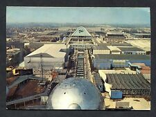View of the 1958 Brussels Exposition Site.
