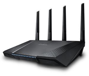 ASUS RT-AC87U AC2400 ASUSWRT Gigabit Router OPENVPN Dualband DUAL WAN