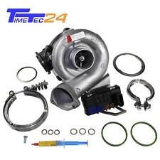 Turbolader BMW 5er 7er E60 E61 E65 E66 E67 197PS-235PS M57 758351-5 +Montagesatz