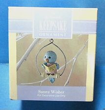 "Hallmark ""Sunny Wisher"" Ornament 1992"