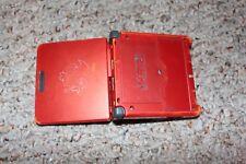 Nintendo Game Boy Advance SP Pokemon Charizard Handheld System 101 FAIR