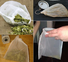 Polyester Fabric Hops Bag With Draw String 220 X 240mm - Home Brew