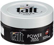 2 * Schwarzkopf Taft 3 - Power Wax 75 ml
