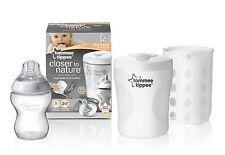 Tommee Tippee Closer to Nature Single Bottle Travel Steriliser - 423100