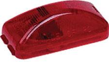 Wesbar Marine Waterproof Snap-Lock Clearance/Marker Module, Red 203396