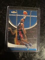 LeBron James 2005-06 Topps Finest #85 Cleveland Cavaliers Lakers Mint Card Wow!