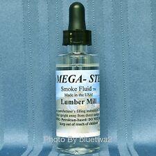 LUMBER MILL Train Liquid  Smoke For Walthers HO G O N EZ Track Power Pack