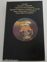 Tchou/Laffont La parapsychologie : la vie d'avance / géomancie astrologie ...