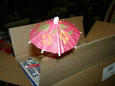 Cocktail Umbrella Paper Parasols 1  box  144 pcs made in china