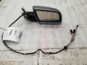 04 05 BMW 645Ci PASSENGER GRAY-A08 SIDE VIEW MIRROR WITH LIGHT PACKAGE 19822