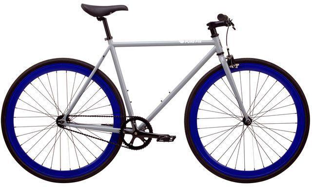 Permanent-Fahrrad