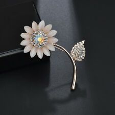 Hat Bag Shirt Suit Decoration Shan Exquisite Glitter Faux Diamond Brooches For