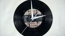 "WINGS Silly Love Songs  7""VINYL Wall Clock  MPL R 6014 Paul McCartney"
