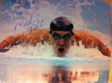 Michael Phelps Olympic SIGNED 16x20 incl.Grandstand Sports COA EXCLUSIVE! #1