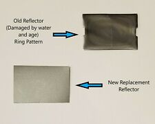 REPLACEMENT Silver Reflector NINTENDO GAME & WATCH  MULTI SCREEN AND WIDE SCREEN