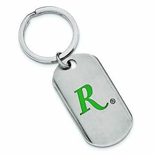 REMINGTON Stainless Steel Key Chain Key Ring Gun Accessories Jewelry