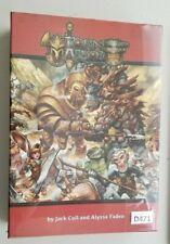Torn Armor Board Game Kickstarter Edition Still in Shrink