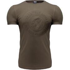 Gorilla Wear San Lucas T-Shirt – Army Green Bodybuilding Fitness