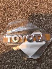 Genuine New TOYOTA REAR BADGE MR2 1992-1995 Prius 2002-2003 Celica 1999-2005
