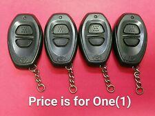 Keyless remote RS3000 Gray Toyota BAB237131-022