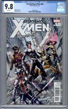 Astonishing X-Men #50  Gay Wedding Proposal Issue  1st Print CGC 9.8