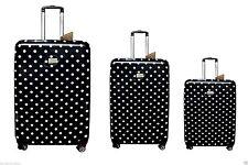 Reisekoffer & Trolleys aus Kunststoff mit Hartschale und 2 Rollen