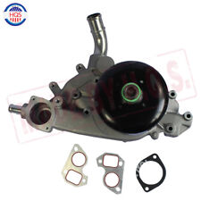Permium Water Pump W. Gasket For Chevrolet GMC Tahoe Yukon 4.8 5.3 6.0 L Vortec