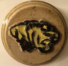 Tiger 4R plaque, stepping stone,  plastic mold, concrete mold, plaster