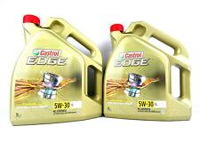 Castrol EDGE con Fluid TITANIUM 5W-30 5L Olio Sintetico - Oro (15669E)