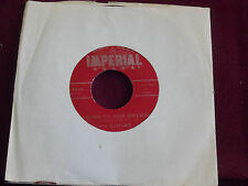 """FATS DOMINO """"Walking To New Orleans"""" Imperial X 5675"""