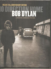 "BOB DYLAN ""No Direction Home"" Deluxe 10th Anniversary Edition Box sealed 2DVD/BR"