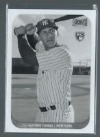 2018 TOPPS ARCHIVES SNAPSHOTS GLEYBER TORRES BLACK AND WHITE PARALLEL SSP RC