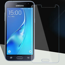 2 x Panzerglas Schutzfolie Panzerfolie für Samsung Galaxy J3 (2016) Echt Glas 9H