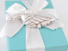 Brooch Pin Pouch Included Tiffany & Co Silver Duck