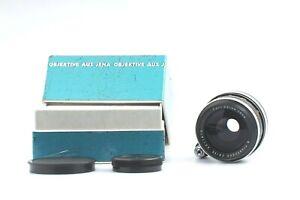 Carl Zeiss Jena Flektogon 35mm f/2.8 EXA mount, MINT in box