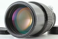 [Exc+5]  Nikon Ai Nikkor 200mm f/4 MF Telephoto Lens from Japan