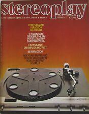STEREOPLAY 51 1978 Johnny Rotten Neil Young Steely Dan Branduardi Henry Cow