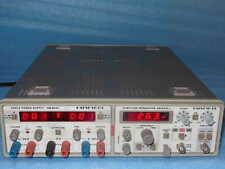 HAMEG HM8001 D. Mainframe Triple Power Supply HM8040 HM8030-4 Function Generator