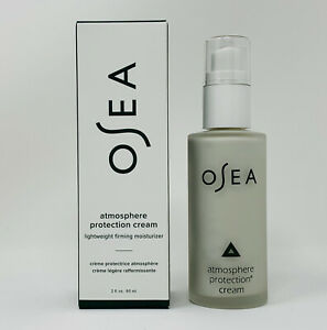 Osea Atmosphere Protection Cream Pollution Barrier Moisturizer 2 oz New In Box
