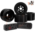 Cal 7 97mm 78a Longboard  Multiple Color Wheels Independent Bearing Combo Set