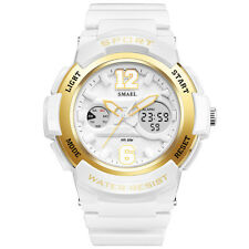 SMAEL Sport Watch Women LED Digital Electronic Wrist Watches For Students Girls