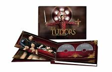 The Tudors: The Complete Series (DVD, 2010, 15-Disc Set) *Brand New Sealed*