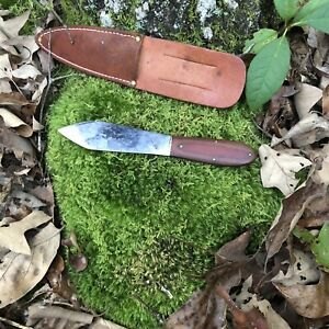 Vintage Case xx Fixed Blade Knifes USA Throwing Boot Knife