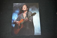 KEN HENSLEY  signed autograph In Person 8x10 (20x25 cm) URIAH HEEP