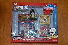 NEW! Tech Deck Dude Evolution Clash Cubes  #091 Snake & Spitz #116 Tre & DJ