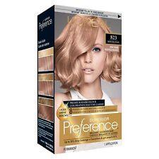 Loreal Paris Superior Preference Permanent Hair Color 8RB Medium Rose Blonde
