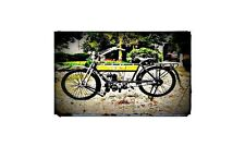 1914 fn Bike Motorcycle A4 Photo Poster