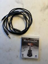 Rocksmith with Cables (Sony PlayStation 3)