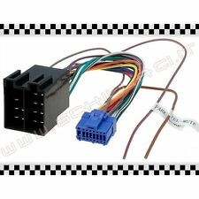 C06 Connettore adattatore cavo ISO Pioneer autoradio 16 pin AVIC